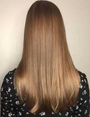 gorgeous light brown hair color