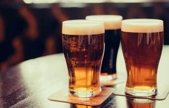 3. Beer