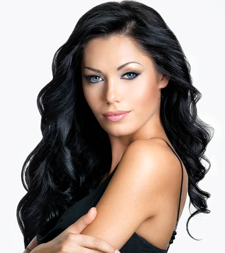 black hair dyes for