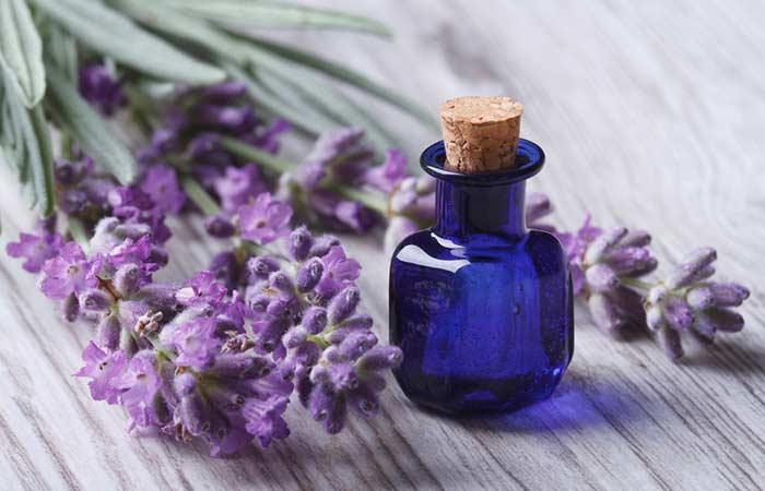 3. Lavender Essential Oil