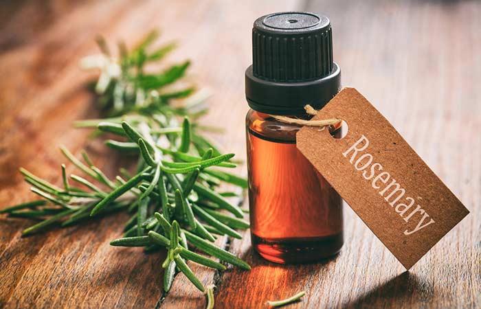 5. Rosemary Essential Oil
