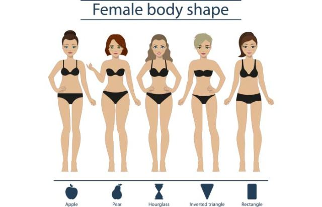 What's Your Body Shape