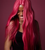hair color ideas black
