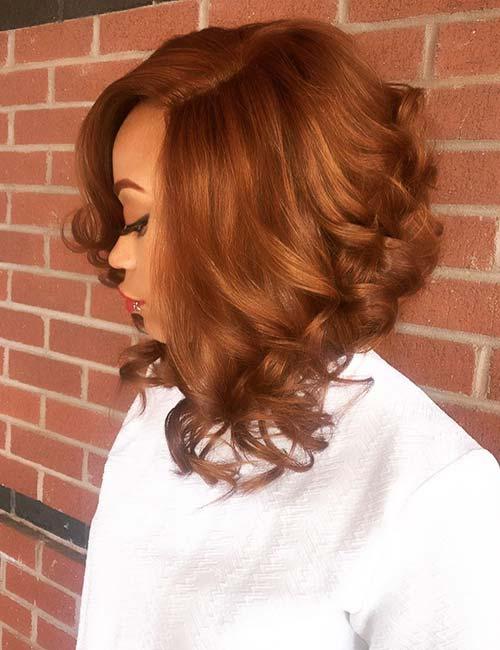 30 Best Hair Color Ideas For Black Women