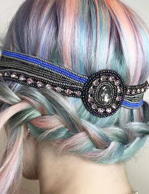 Bejeweled Headband
