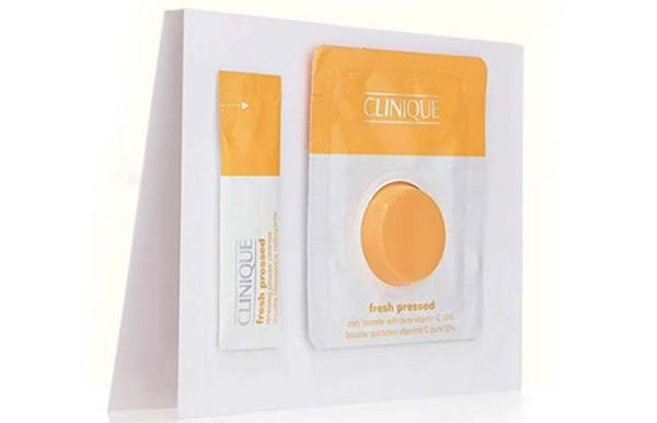 Clinique Fresh Pressed Renewing Powder With Pure Vitamin C
