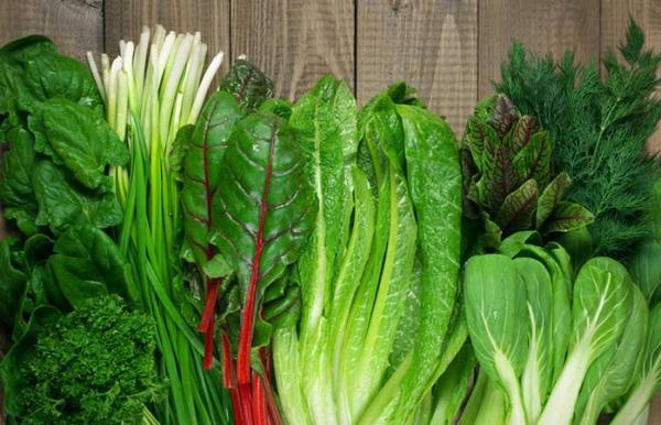 2.-Green-Leafy-Vegetables