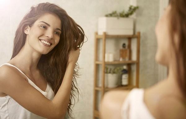 Evion 400 Promotes Healthier Hair