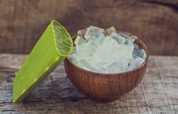 Aloe For Sunburn Recovery
