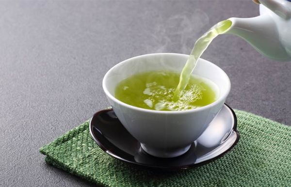 Prostate Green Tea