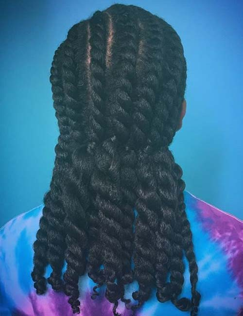 Scalp Twists