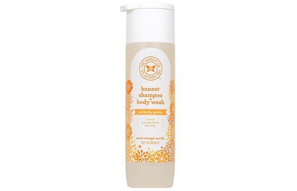 The Honest Co. Shampoo + Body Wash – Sweet Orange Vanilla