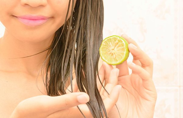 Easy And Natural Highlights With Lemon