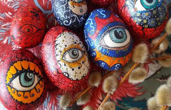 Make Your Own Pysanka Eggs