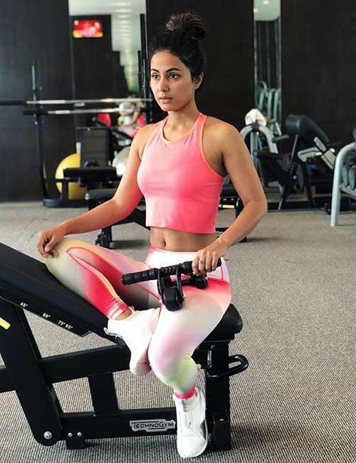 Her Stints In Reality Shows Big Boss 11 And Khatron Ke Khiladi Season 8