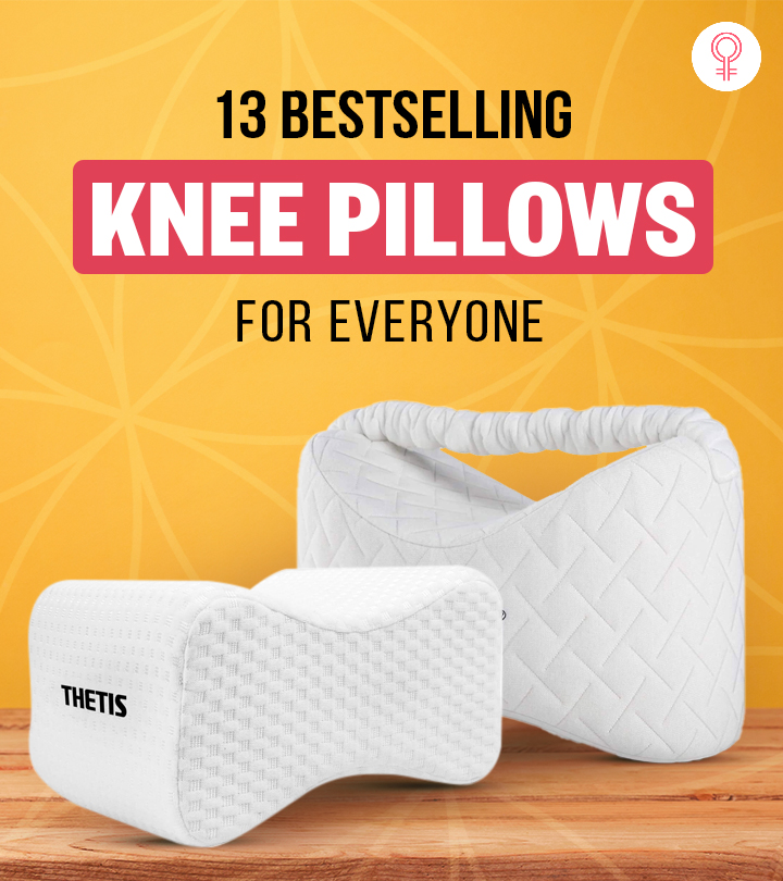 13 best knee pillows liked by customers