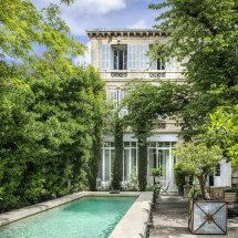 Hotel Particulier Arles Provence Tablet