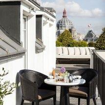 Hyatt Paris Madeleine France Hotel