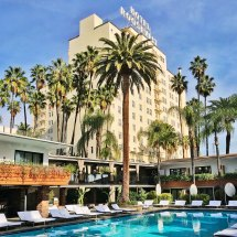 Hollywood Roosevelt Hotel Los Angeles Area