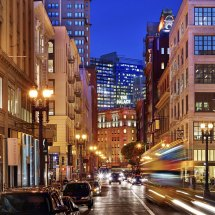 Palace Hotel Luxury Collection San Francisco