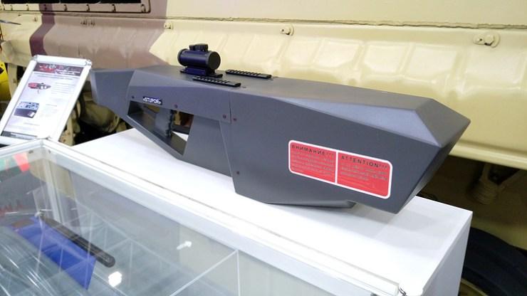 4550093 Топ-10 новейших образцов оружия и военной техники России