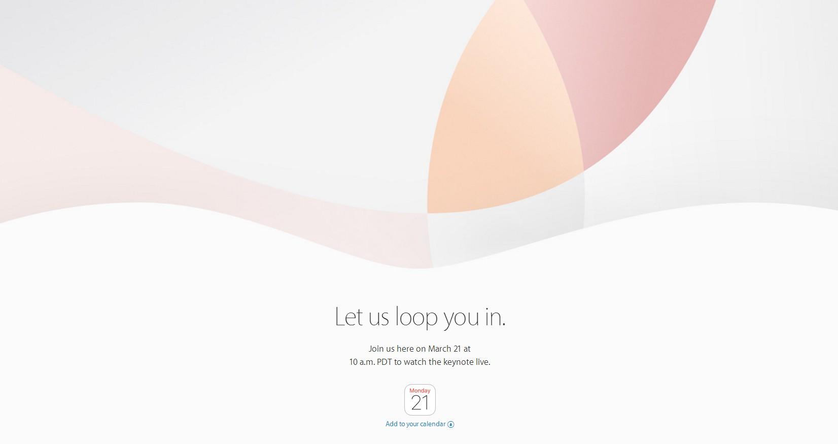 Apple 2016 春季發表會圖文直播,完全在這場發表會全部揭曉,Apple Watch2將到來 - 瘋先生