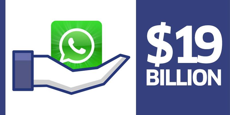 218 億美元,歐盟批準 Facebook 收購 WhatsApp | T客邦