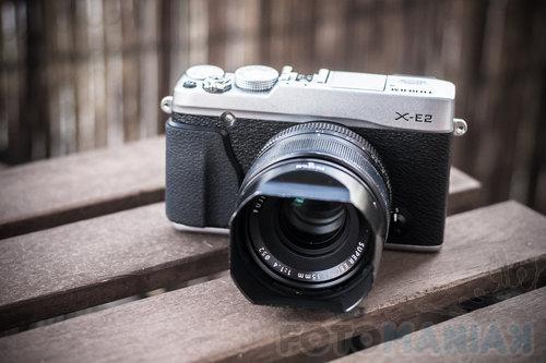 Test aparatu Fujifilm X-E2 | FotoManiaK.pl
