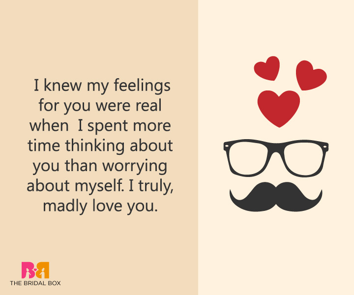 Cute Short Quotes About Love For Him