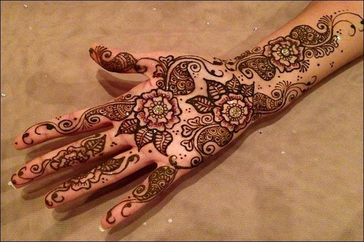 Muslim Mehndi Designs: 14 Best Designs You'll Fall In Love