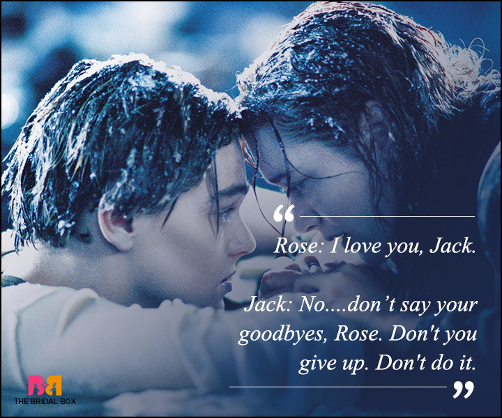 Sad Quotes Written Wallpaper Titanic Love Quotes 11 Best Ones From The Classic