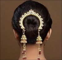 Hindu Bridal Hairstyles: 14 Safe Hairdos For The Modern ...