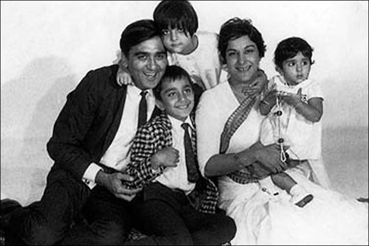 Image result for nargis sunil dutt