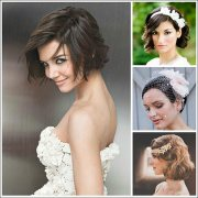 evergreen romantic bridal hairstyles