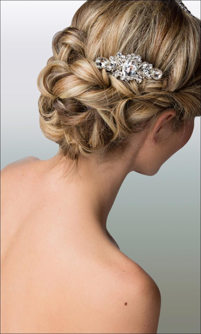 Image Result For Art Deco Hairstyles Long Hair