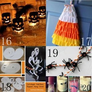 Cheap Diy Halloween Decorations The Gracious Wife