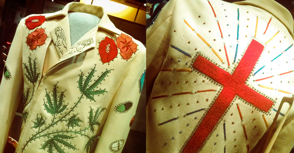 """GRAM PARSONS – """" The Nudie Suit and The Cosmic American """" 