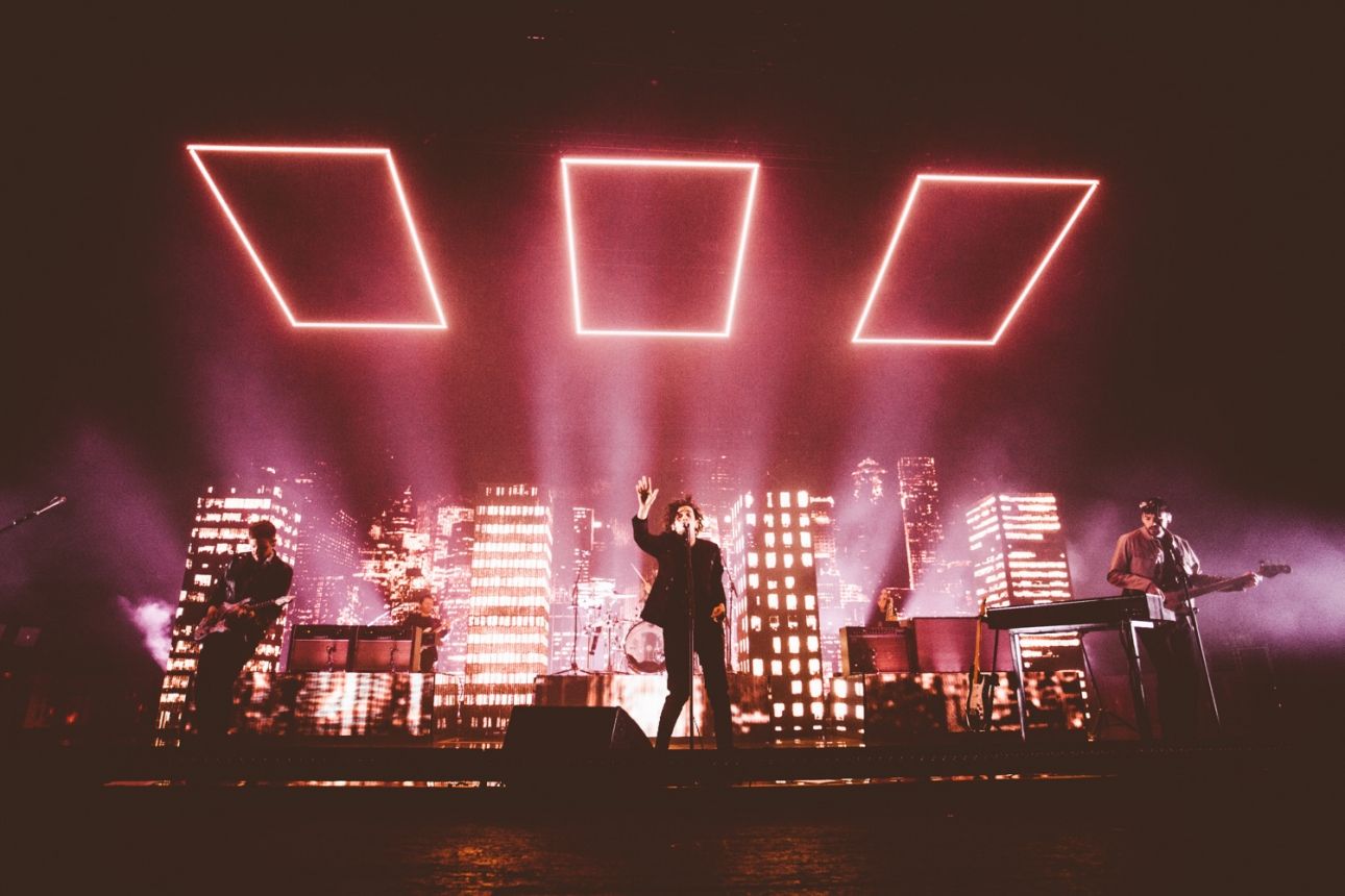 Black Keys Wallpaper Photos Of The 1975 At Brixton Academy In London