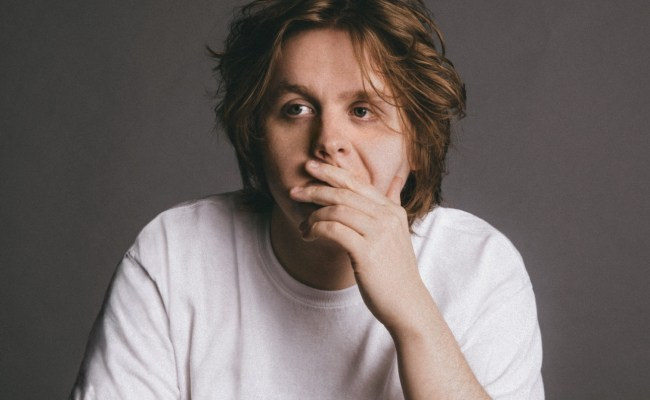 Lewis Capaldi Announces Debut Record Divinely Uninspired