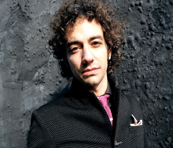 Albert Hammond Jr reveals artwork for AHJ EP