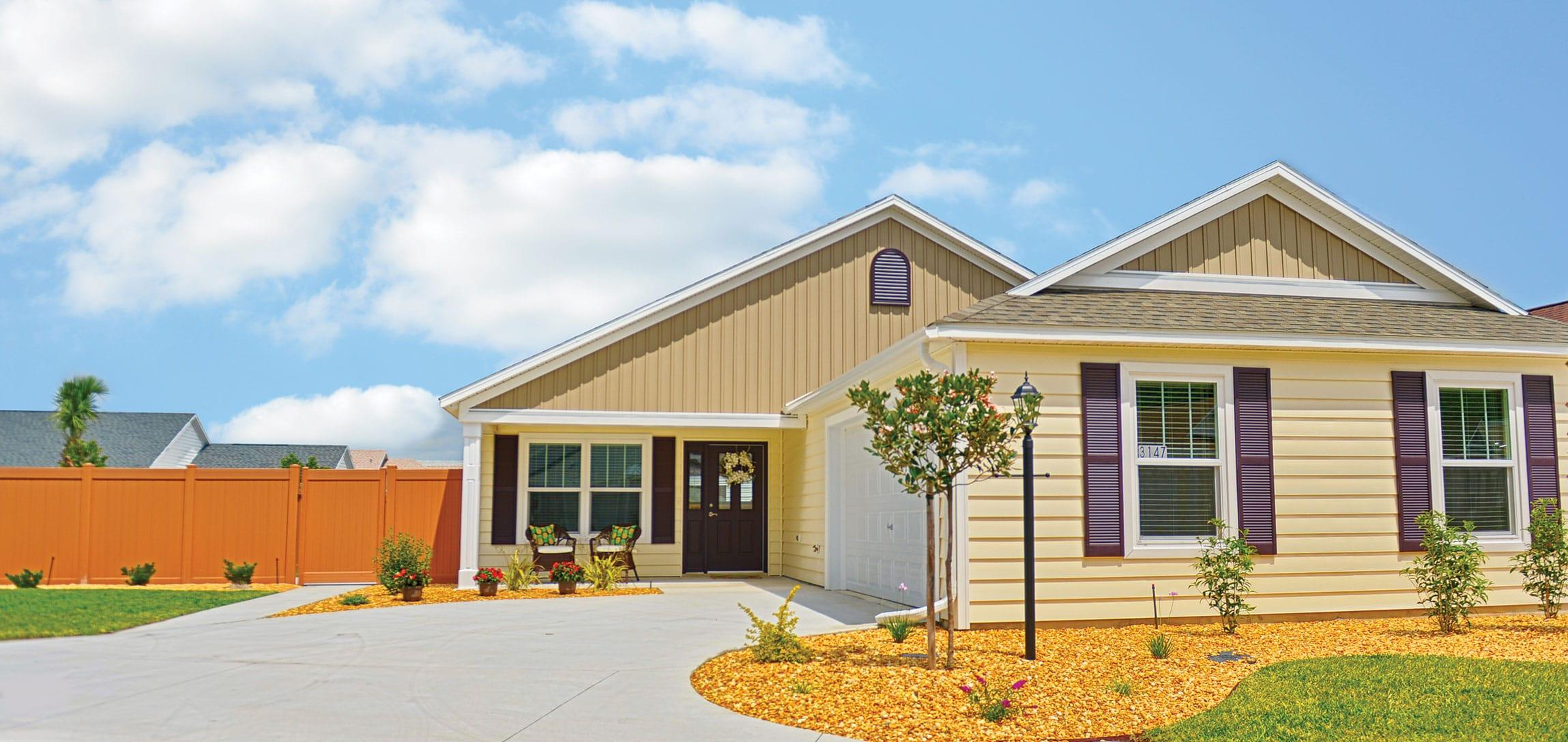 discover our homes here in the villages