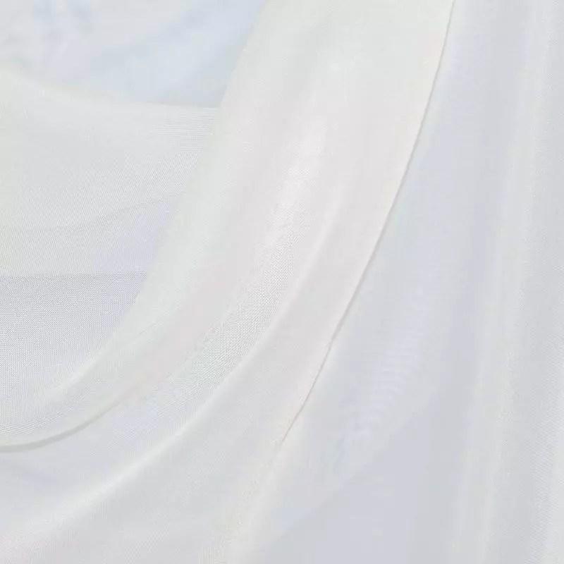 voilage blanc non feu m1 plombe grande largeur