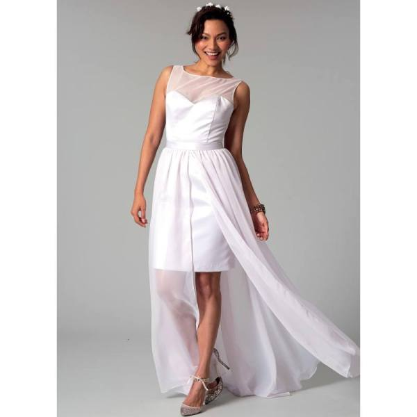daae63e7b8b 20+ Mccalls Wedding Dress Patterns 2012 Pictures and Ideas on STEM ...