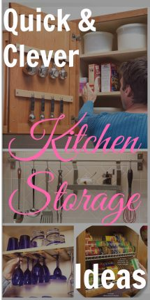 Quick And Clever Kitchen Storage Ideas Family Handyman