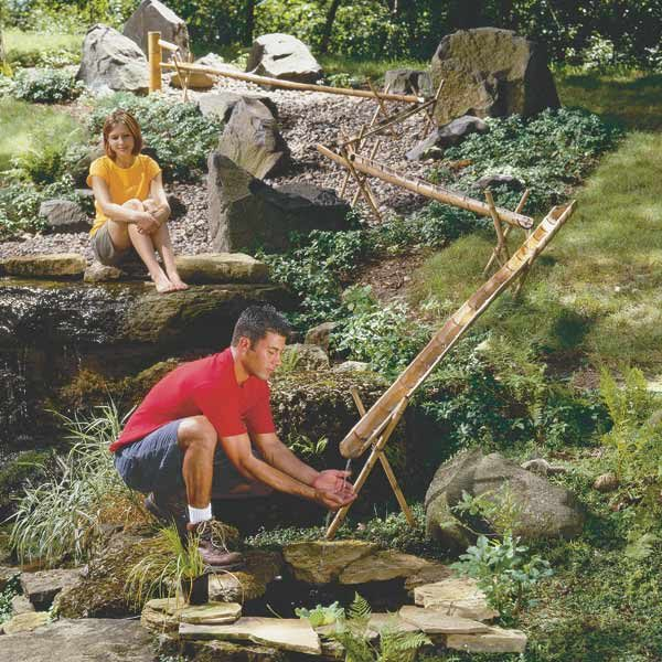 Pond Build How Backyard Your Small
