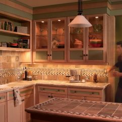 Wiring A Light Switch From An Outlet Diagram Pro Tach How To Install Under Cabinet Lighting In Your Kitchen | The Family Handyman