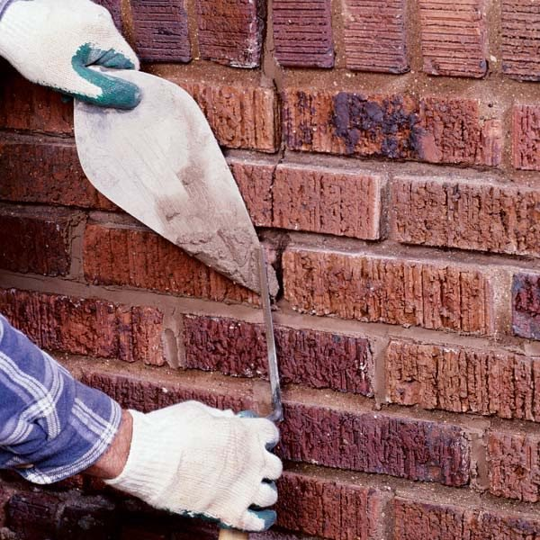 How to Repair Mortar Joints  The Family Handyman