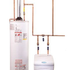 How To Hook Up A Water Softener Diagram Rel Speakon Wiring Plumb | The Family Handyman