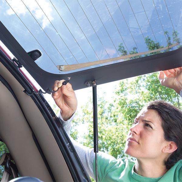 Sand Car Wiring Diagram Repair A Rear Window Defogger The Family Handyman