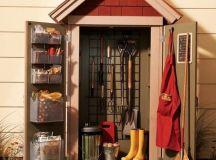 Garden Closet Storage Project | The Family Handyman